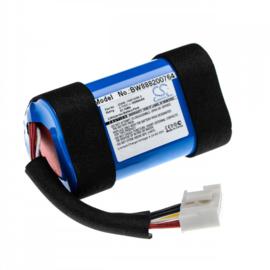 Accu Batterij JBL Charge 4 1INR19/66-3 ID998 SUN-INTE-118 10200mAh