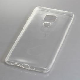 TPU Case voor Huawei Mate 20 - Vol Transparant