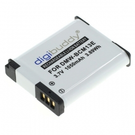 Accu Batterij Panasonic DMW-BCM13 BCM13E BCM13PP - 1050mAh