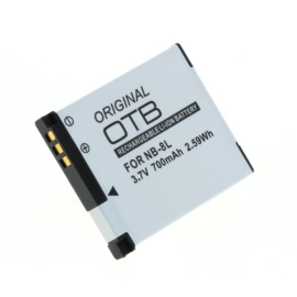 Original OTB Accu Batterij Canon NB-8L NB8L - 700mAh 3.7V