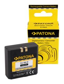 Patona accu Batterij Godox VB18 VB19 Ving V850 V860 Flash