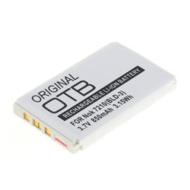 Accu Batterij Nokia 2100 e.a. BLD-3 - 850mAh