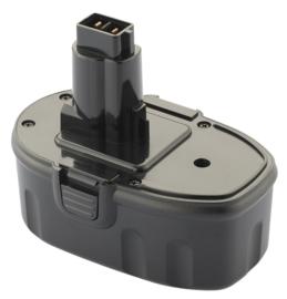 Patona  Accu Batterij BLACK & DECKER / DEWALT - 18V  3000mAh