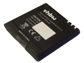 Accu Batterij Nokia BP-5M BP5M - 900mAh