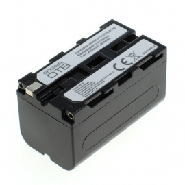 Originele OTB Accu Batterij Sony NP-F750 - 4400mAh