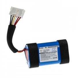 Accu Batterij JBL Charge 4 1INR19/66-3 ID998 SUN-INTE-118 7800mAh