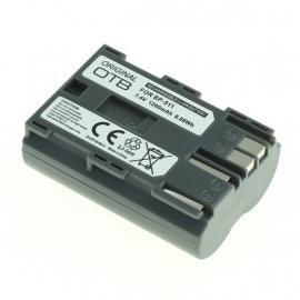Originele OTB Accu Batterij Canon BP-508 BP-511 BP-522 - 1200mAh