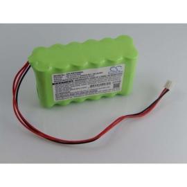 CS Accu Batterij Acroprint 58-0114-000 - 2000mAh 14.4V