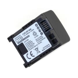 Original OTB Accu Batterij Canon BP-808 - 800mAh