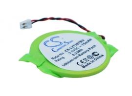 Bios Cmos Batterij 3679 Bios - 3V 75mAh