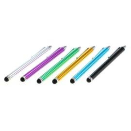Prof. Set van 6 stuks Styluspennen voor Apple iPhone 4 / 5 e.a.