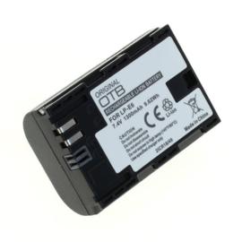 Originele OTB Accu Batterij Canon LP-E6 LP-E6N - 1300mAh