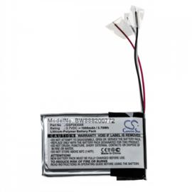 Accu Batterij JBL Trip / JBL 6132A-JBLTRIP / JBL GSP083048 1000mAh
