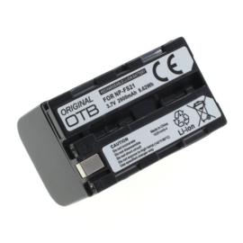 Original OTB Accu Batterij Sony NP-FS20 / FS21 / FS22 - 2600mAh