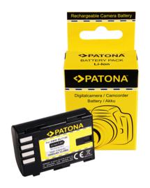 Patona Accu Batterij Panasonic DMW-BLF19E - 1860mAh