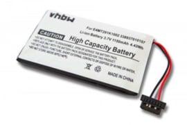 Navigatie Accu Batterij 1150mAh Mitac Mio CS-MIOC320SL