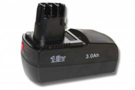 Accu Batterij Metabo 6.25484 KSAP18Li BSZ 18 Impuls - 18V 3300mAh