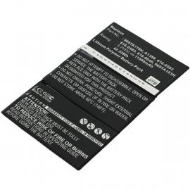 Accu Batterij voor Apple iPad 3 - Li-Polymer 11500mAh