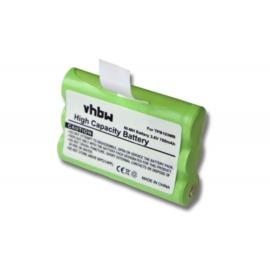 VHBW  Accu Batterij voor Twintalker 3700 - 700mAh 3.6V