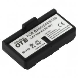 Originele OTB Accu Batterij Sennheiser BA 90 / BA90
