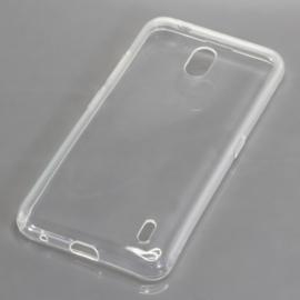 OTB TPU Case voor Nokia 2.2  - Vol Transparant