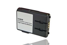 VHBW Accu Batterij  Alcatel Mobile 300 e.a. DECT - 3,7V