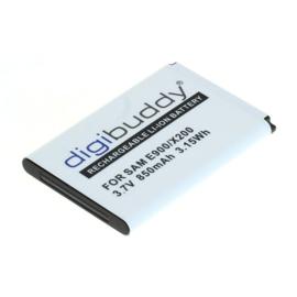 Accu Batterij voor Samsung C140 / E1150 e.a. - 800mAh AB463446BU