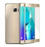 Full Cover Glass Samsung Galaxy S8 Plus - Goud