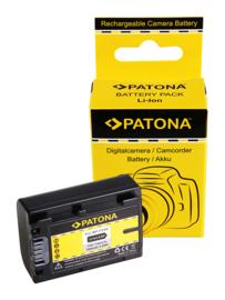 Patona Accu Batterij Sony NP-FP50 NP-FH50 e.a. - 700mAh