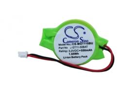 Bios Cmos Batterij FX3U-32BL - 3V 550mAh