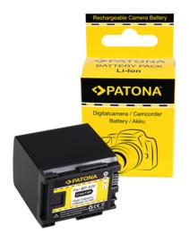 Patona Accu Batterij Canon BP-820 BP-807 BP-808 BP-809 1780mAh