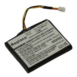 Accu Batterij TomTom Via - KL1 - 900mAh