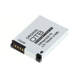 Original OTB Accu Batterij Samsung SLB-11A - 750mAh 3.7V