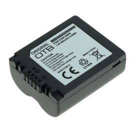 Original OTB Accu Batterij Panasonic CGR-S006 e.a. - 600mAh