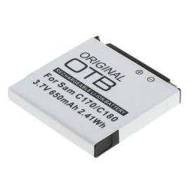 Accu Batterij Samsung SGH-C170 / SGH-C180  - AB553436ACESTD