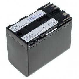 Original OTB Accu Batterij Canon BP-970G BP-975 - 6600mAh