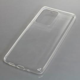 "TPU telefoonhoesje Samsung Galaxy S20 Ultra (SM-G988... 6.9"") - Transparant"