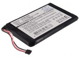 Accu Batterij Garmin Nuvi 1200 - Li-Ion 930mAh
