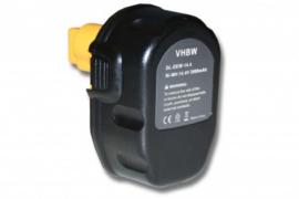 VHBW Accu Batterij Elu SBA71 / Elu SBA75 - 14.4V 3000mAh