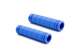 2x Handvat Kinderfiets 115mm lang 23mm diameter - Donkerblauw