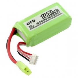 Originele OTB Accu Batterij Parrot AR.Drone 2.0 - 1000mAh