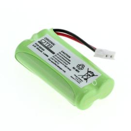 Accu Batterij voor Alcatel Versatis Binatone BB500 e.a. 600mAh
