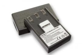 Intensilo Accu Batterij Canon NB-1LH NB-1L - 950mAh