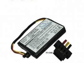 Accu Batterij TomTom Route XL XXL 540 550 - Li-Ion 900mAh