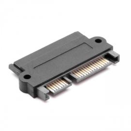 Adapter SAS 22 Pin connector naar SATA 7 + 15 Pin Stekker