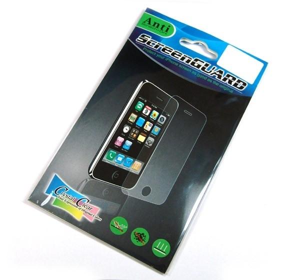 12x Display folie screenprotector voor Samsung Galaxy S2 I9100
