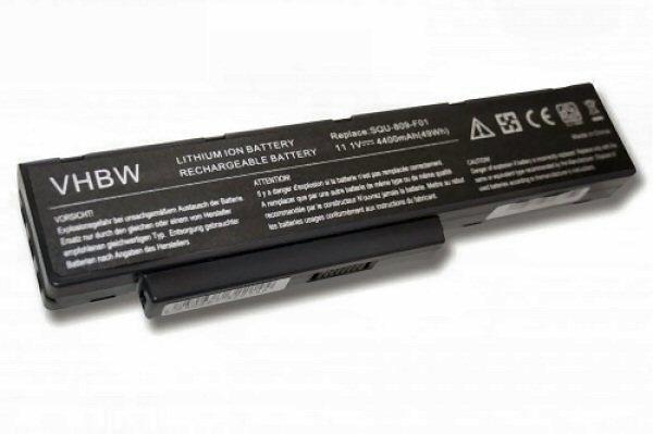 Accu Batterij Packard Bell EasyNote MH85 - 4400mAh 11,1V