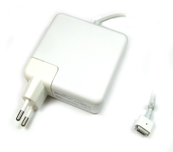 100 – 240V Adapter voor Apple 24V 1,875A Square (45W) 7,7 x 2,5mm WIT