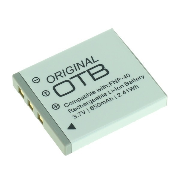 Originele OTB Accu Batterij Konica Minolta NP-1 - 650mAh