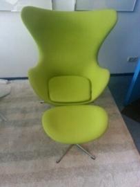 Arne Jacobsen egg chair